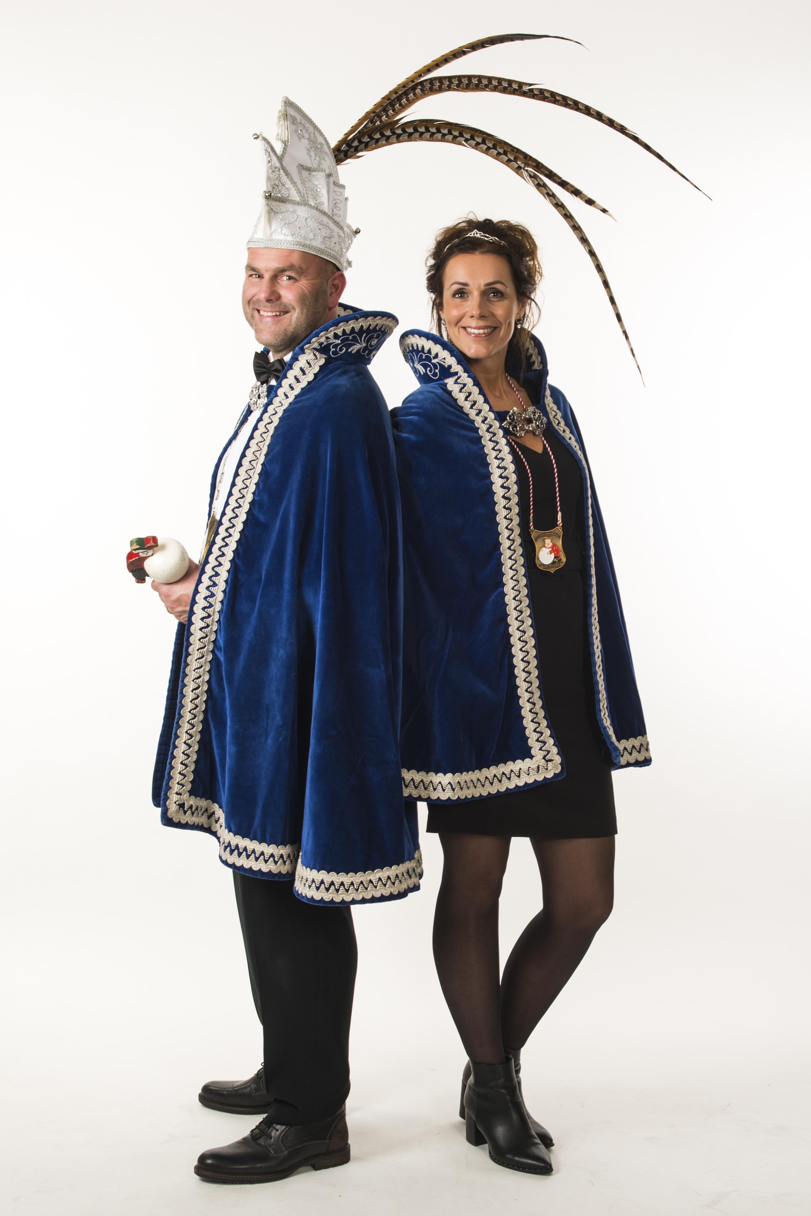 Prinsenpaar 2019-2020